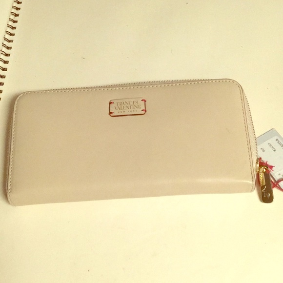 kate spade Handbags - Frances Valentine wallet NWT by Kate Spade